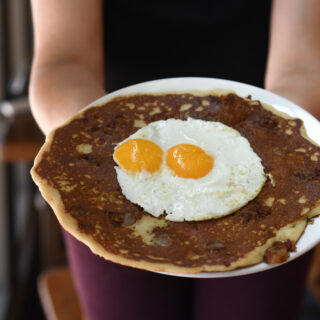 The Walnut Street Pancake